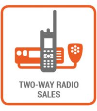 radio sales icon
