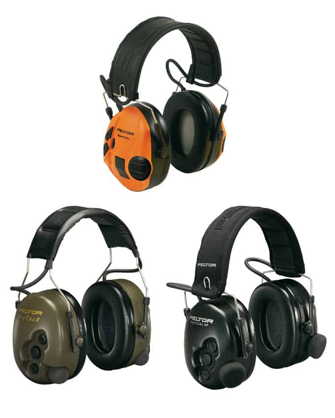 3m peltor tactical headsets