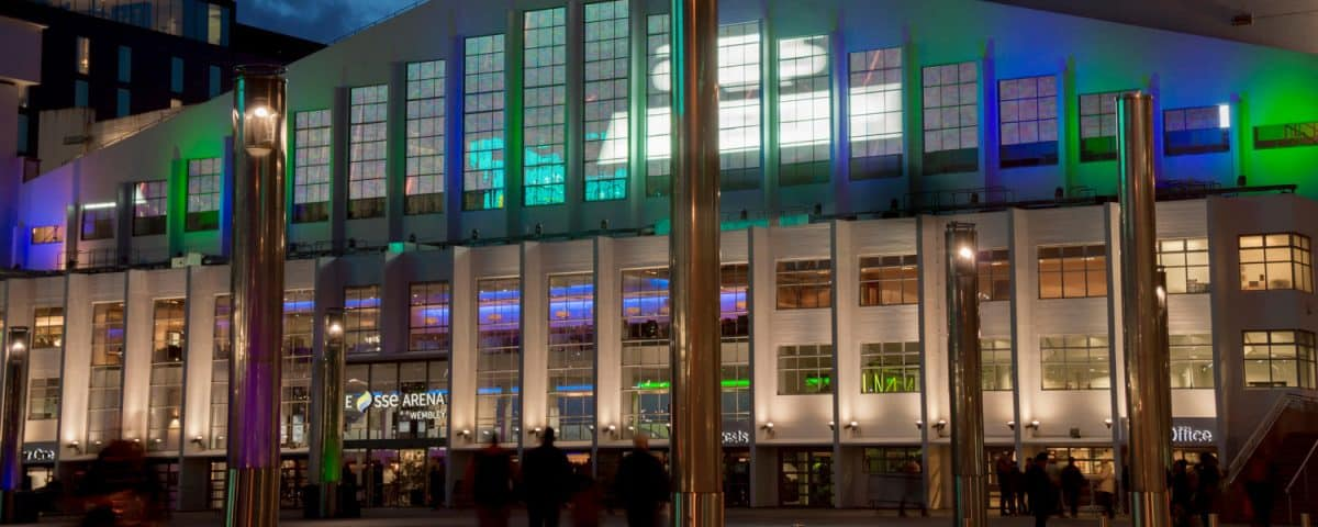The SSE Wembley Arena