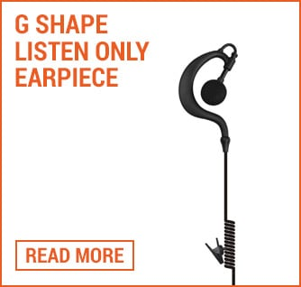 g shape earpiece folio image
