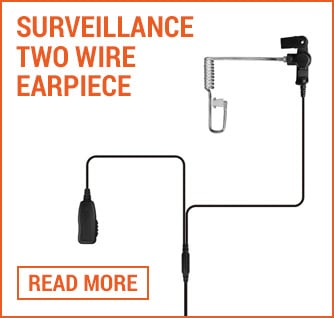 two wire earpiece folio image