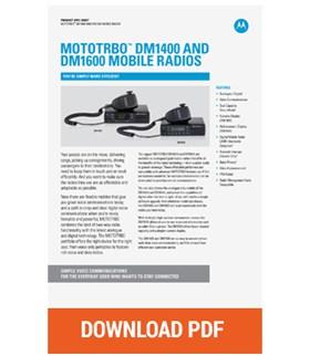 dm1400 pdf download