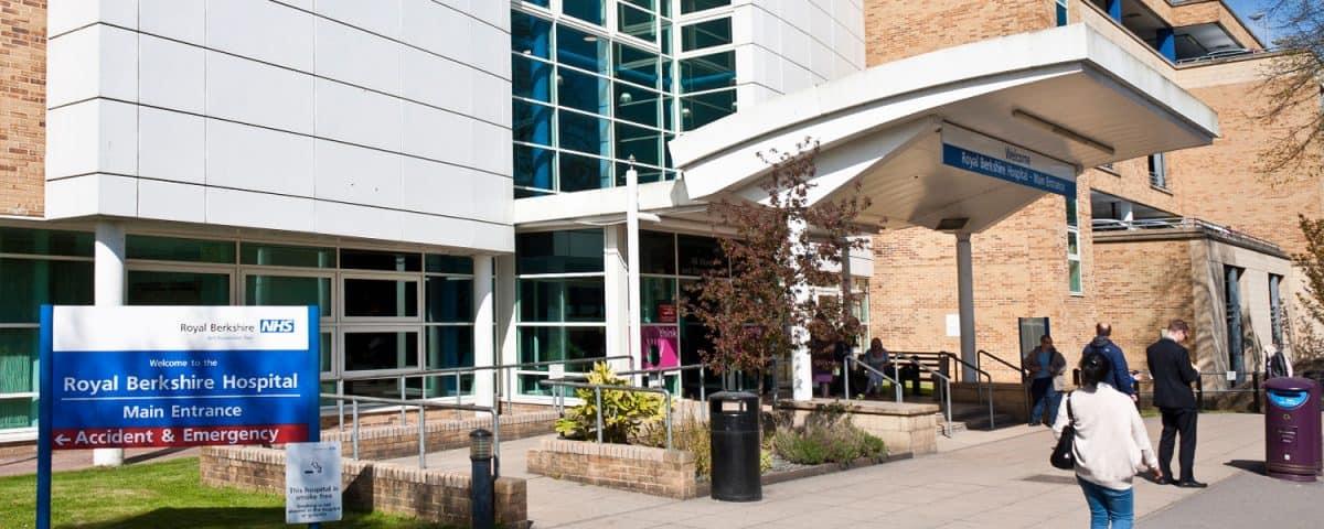 royal berkshire hospital image