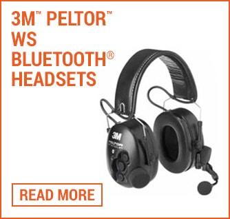 3M Peltor WS Bluetooth folio image