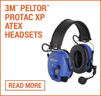 3M Peltor Protac XP Atex