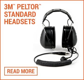 3m peltor standard headset folio image