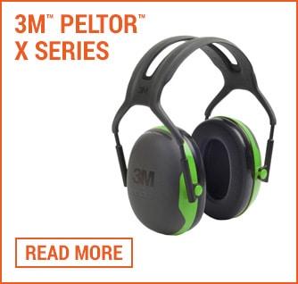 3M Peltor X Series