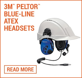 3M Peltor Blueline Atex folio image