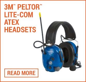 3M Peltor LiteCom atex folio image
