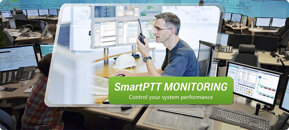 smartptt Monitoring