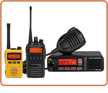 vertex standard radios